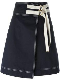 Marni юбка с запахом