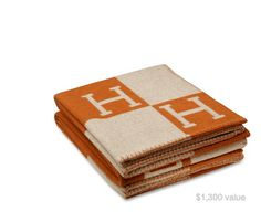 Hermes Avalon Blanket @ Cherish