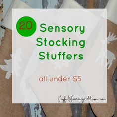Sensory toys are wonderful for all children as they help develop fine motor skills, improve concentration or meet a specific sensory need (tactile, visual, olfactory, auditory etc). My children are all unique with their own sensory preferences and this list is gathered with all of them in mind. If you want more information on...Read More »