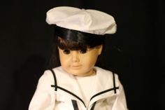 American Girl Samantha's Middy Outfit by PrairieWindGirls on Etsy