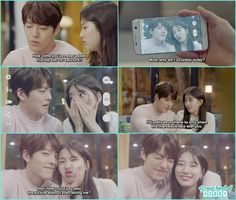 joon young & No Eul selfie - Uncontrollably Fond - Episode 20 Review…