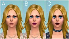 The Sims 4 Blogger • The Sims 4: CAS Makeup Preview! Via The Sims