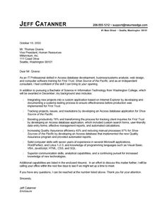 professional letter format it professional cover letter sample - Professional Resume And Cover Letter