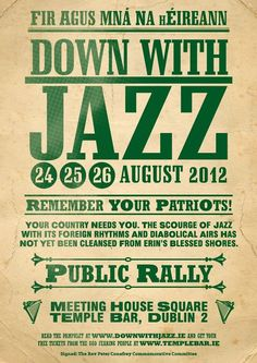Down With Jazz 2012