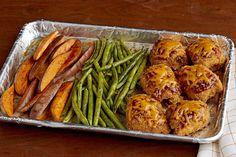 En quoi notre casserole de poulet barbecue est-elle si fantastique? En plus de se préparer en quelques minutes, le nettoyage se fait en un clin d'œil, car tous les ingrédients sont cuits dans le même plat.