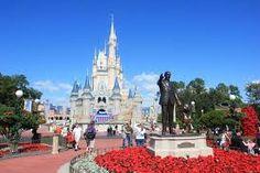 Disney land:}