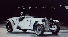 Le Mans 24heures 1933 , Alfa Romeo 8C 2300MM #15 , Drivers Louis Chiron / Franco Cortese.