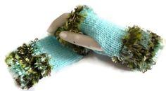 Womens Blue fingerless Gloves Knit fingerless by Maxiesknitwear ON ETSY. Wrist Warmers, Hand Warmers, Texting Gloves, Blue Gloves, Fingerless Gloves Knitted, Warm Fuzzies, Spring Day, Craft Gifts, Knit Crochet