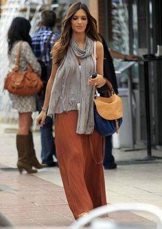 In Love!! <3 <3 <3   Quer completar seu look. Veja essa seleção de lenço e cachecol  http://ift.tt/28RbeTq