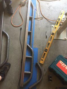 DIY Gen Rock Sliders - Toyota Forum - Largest Forum Stylish Fashinable walking sticks canes for gentleman & ladies. Fashion accessories with Unique design Toyota Surf, Toyota 4x4, Toyota Trucks, Toyota 4runner, Truck Cap Camping, Accessoires Jeep, 3rd Gen 4runner, 4runner Forum, Jeep Wk