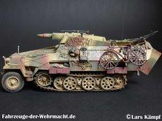 Sd.kfz 251/9 neu Ausf.d