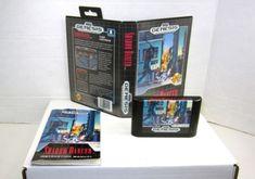 Military Box, Prince Of Persia, Card Companies, Retro Video Games, Sega Genesis