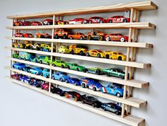 Kids Room Toy Storage Hacks