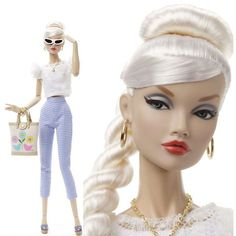 poppy parker dolls for girls | My Favourite Doll - Mailing Address Only - jason wu Integrity Toys FR ...
