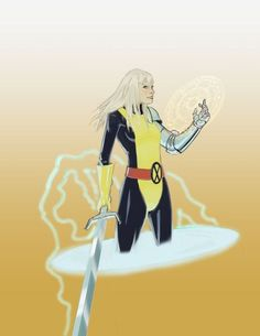 Magik Marvel, Xmen, Marvel Avengers, Marvel Comics, Comic Art, Comic Books, Hero Time, Rasputin, Big Guys