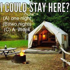 #tents