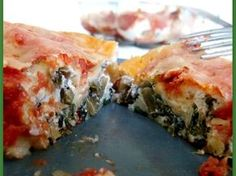 Cannellonis aux blettes (recette corse)