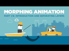 In this tutorial, we'll explore how to animate the transitional effect between 2 different scenes in After Effects using various animation techniques. Motion Design, Web Design, Flat Design, Vector Design, Design Trends, Motion Graphs, Adobe After Effects Tutorials, Animation Classes, Graphic Design Lessons