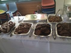#affordablecatering #cateringfoodorder #cateringchef #spitroastcatering #buffetcatering Catering, Buffet, Beef, Awesome, Desserts, Food, Meat, Tailgate Desserts, Deserts
