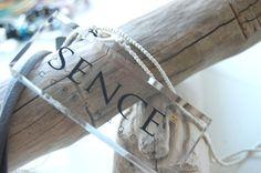 Halskette von #sence #copenhagen Copenhagen, Different Styles, Collections, Bangle, Neck Chain, Armband