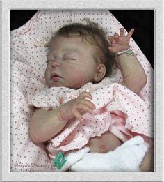 TINKERBELL NURSERY Cameron Baby Doll Reborn Helen Jalland Sculpt Sheila Michael