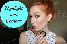 This video is about Hightlighting and Contouring for those with fair (pale) skin. Contouring palates don't seem to be made for those of us with fair (pale) s...