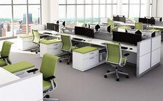 Steelcase - Montage Benching Desks