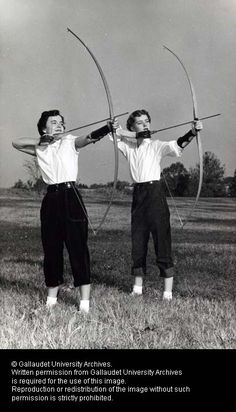 i love archery. what can i say, i'm a sagittarian.