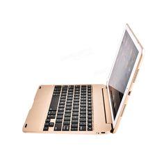 Bluetooth Keyboard Foldable Stand Case For iPad Pro 9.7 Inch & iPad Air 2 Sale - Banggood.com