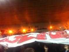 Baník Ostrava - SK Slavia Praha, 16th round, farewell with Stanislav Vlček (famous attacker of ours)