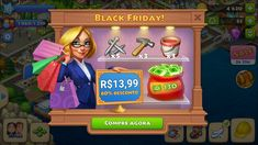 Black Friday bundle offer - Township
