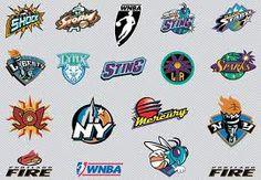 wnba teams - Google Search