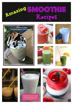 Amazing Coffee Smoothie Recipes & More You Must Try