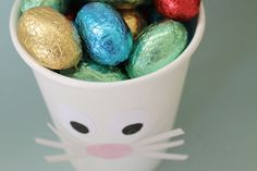 We're in the lead-up to Easter which here at tiny & little means it's time to start some Easter crafting! First up for this year is an easy kids craft which is lots of fun – easter bunny egg cups. Made from paper cups, these little egg holders are easy for little hands to grasp as they search for treats in the Easter egg hunt. What You'll Need – paper cup – paper to draw the pieces for your bunny or a bunny template – scissors –...
