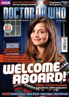Steven Moffat's Audition Script For Jasmine, The New Doctor who Companion. Click through to read.