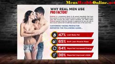 ProFactor Review – Improve Your Sexual Performance With ProFactor! #MensHealthOnline #Supplement #SuperSexDrive #EnergyBooster #Review2016