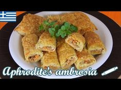Ground Beef & Veggie Pies with Flaky Pastry (Phyllo Flaky Pastry, Ground Beef, Great Recipes, Cooking Recipes, Homemade, Vegetables, Breakfast, Ethnic Recipes, Food