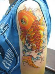 Koi tatuaje
