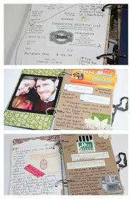 Bursts of Creativity: Travel Journal Tips and Tricks