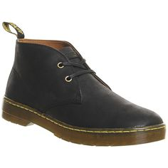 Dr. Martens Cabrillo Chukka ($105) ❤ liked on Polyvore featuring men's  fashion,