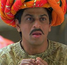 Shahrukh khan - king - Paheli