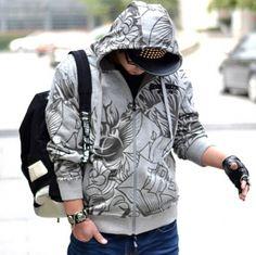 Street graffiti hip hop hoodies for boys plus size clothing Boys Hoodies, Hooded Sweatshirts, Street Graffiti, Hip Hop Fashion, Zip Hoodie, Size Clothing, Plus Size Outfits, Hooded Jacket, Rap