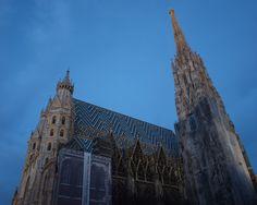 Stephansdom Beautiful Sites, Vienna, City, Building, Travel, Viajes, Buildings, Cities, Destinations