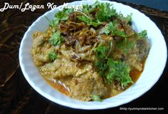 Hyderabadi chicken curry. Also called as Lagan ka Murgh/Dum ka Murgh. #chicken curries #chicken recipes #indianfood http://yummyindiankitchen.com