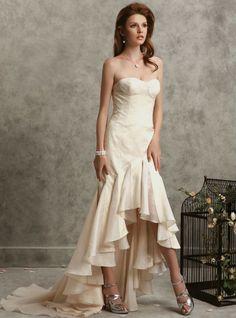 Silk Strapless Bodice Mermaid Prom Dress Prom Dress 2014 5e7103f80