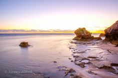 Sunset Over Point Lonsdale by Nancy Alford on 500px