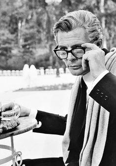 Marcello Mastroianni, 8½, 1963.