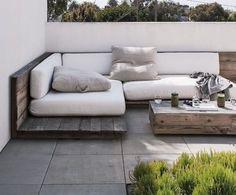 garten terrasse gestalten ideen - Google-Suche