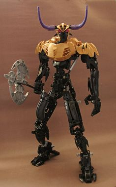 first shadow by vicent steffens (gerou 100)   Creatures from LEGO