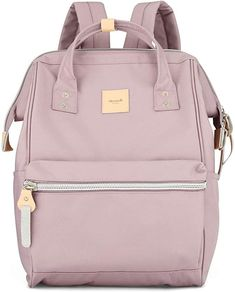 Himawari Travel School Backpack with USB Charging Port 15.6 Inch Doctor Work Bag for Women&Men College Students(1881-Pink) #afflink Computer Backpack, Travel Backpack, Fashion Backpack, Cute Backpacks For School, Cool Backpacks, Travel Bags For Women, Waterproof Backpack, Lunch Tote, Vintage Travel